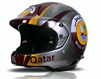 Qatar Rally Stilo WRC