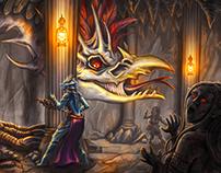 Dragonborn Character Design - D&D