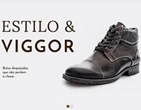 Loja Viggo - Web Design para E-commerce