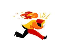 Illustration for firebearstudio.com