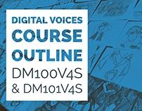 Digital Voices 2018 Course