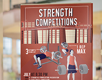 Strength Competitions