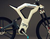 Fierabras MPII - Law Enforcement e-bike