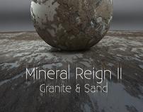 Mineral Reign II - Granite & Sand