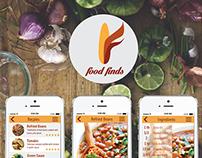 Food Finds App