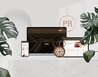 Web Prellezo de la Riva