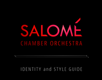 Salomé Chamber Orchestra - Identity & Style Guide