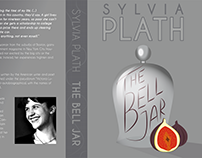 BOOK COVER - The Bell Jar