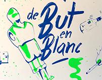 // De But en Blanc // ZINE