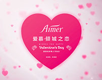Aimer - Valentine's day event