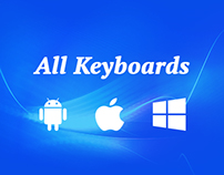 All Keyboards - iOS, Android & Windows