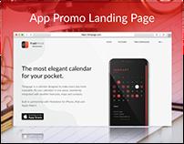 Timepage Promo Landing