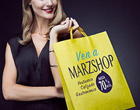 """Marzshop"" Mall VIVO / Ph: Diego Palma Estudio"