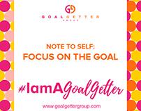 Goal Getter Social Media Images