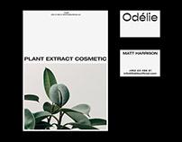 Odélie | BI & Package Design
