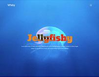 bFishy Creative UI/UX Concept
