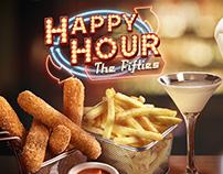 Comunicação Happy Hour - The Fifties