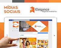 Elegance - Mídias Sociais