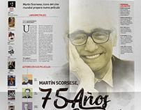Martín Scorsese. 75 años de una leyenda