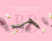 BloomBox - flower premium online store.