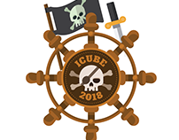 ICUBE'18 Logo & Logo Reveal