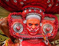 The Living God- Badrakali