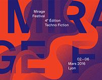 Mirage festival 2016, Lyon