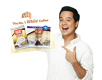 Great Taste White Coffee John Lloyd Cruz Standee