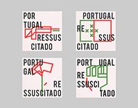 25th of April pictogram_ Portugal ressuscitado cd cover