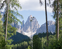 Postcards from Sextner Dolomiten