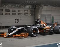 F1 2017 Concept Designs