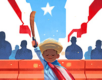 Puerto Rico Protest Posters and Art