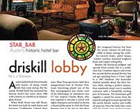 Driskill Lobby Bar