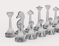 3D printing . Chess pieces