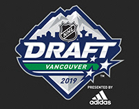 2019 NHL Draft LED Board Animations