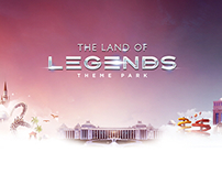 THE LAND OF LEGENDS / Theme Park