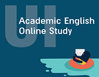 UI Design | Responsive | Academic English Website
