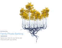 Investec | One Place Family Banking Pitch Campaign
