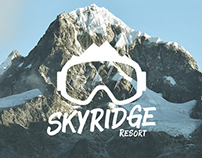 Sky Ridge Resort: Snowboarding Competition