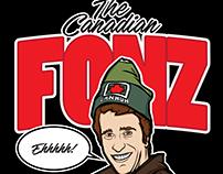 Canadian Fonz.