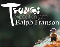 Fungi expedition with Ralph Franson