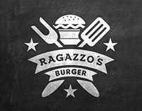 Branding + Fotografia + Diseño para Ragazzos Burger