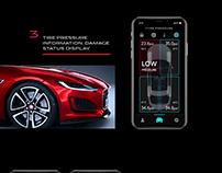 Jaguar — Remote App Concept