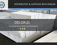 Distributor & Supplier Bata Ringan