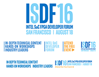 ISDF promotional banners