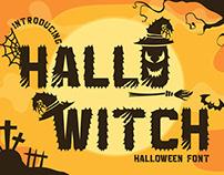 Hallo Witch Decorative Font