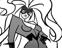X-Men Villains - Cartoon Style Character ReDesigns