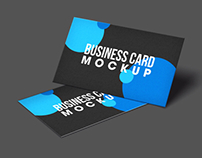 FREEBIE- Business card mockup_vol.2