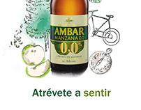 ATRÉVETE A SENTIR. CAMPAÑA AMBAR.