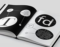 Typographic Terminology Book Design